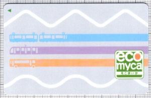 ecomyca(ストライプ柄)表